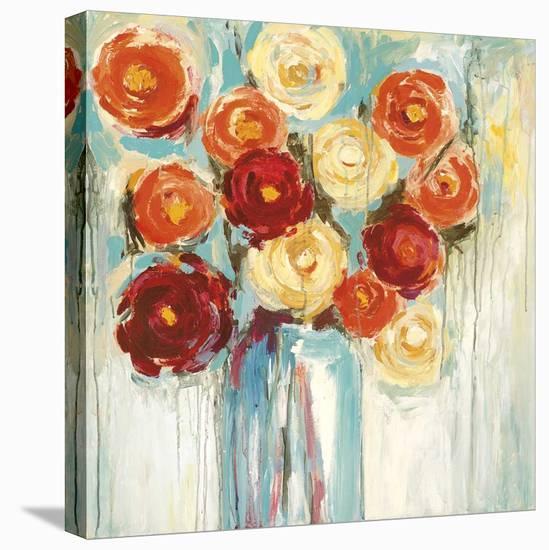 Sunlit Blooms-Wani Pasion-Stretched Canvas Print