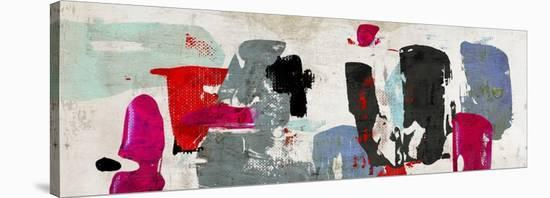 Supersonic-Anne Munson-Stretched Canvas Print