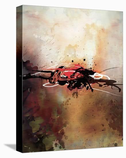 Surfaces Pt.2-Paul Jackson-Stretched Canvas Print