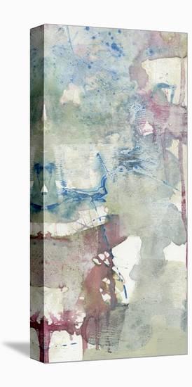 Swath of Color I-Jennifer Goldberger-Stretched Canvas Print