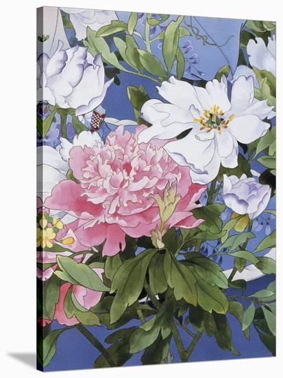 Syakuyaku I-Haruyo Morita-Stretched Canvas Print