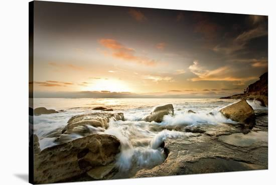 Taciturn-Ryan Hartson-Weddle-Stretched Canvas Print