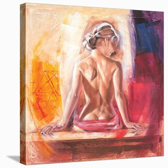 Tamara-Talantbek Chekirov-Stretched Canvas Print