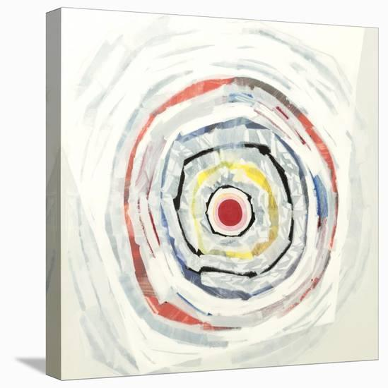Target IV-Nino Mustica-Stretched Canvas Print