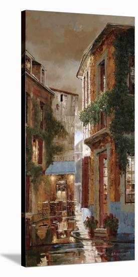 Tender is the Night-Gilles Archambault-Stretched Canvas Print