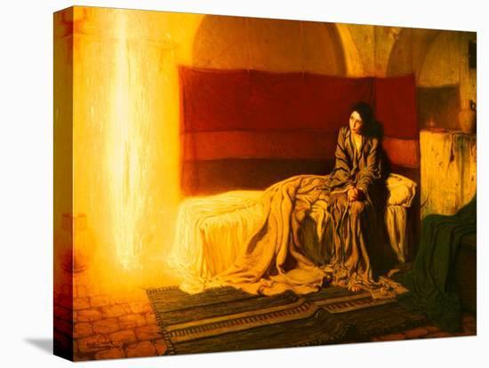 The Annunciation, 1898-Henry Ossawa Tanner-Premier Image Canvas