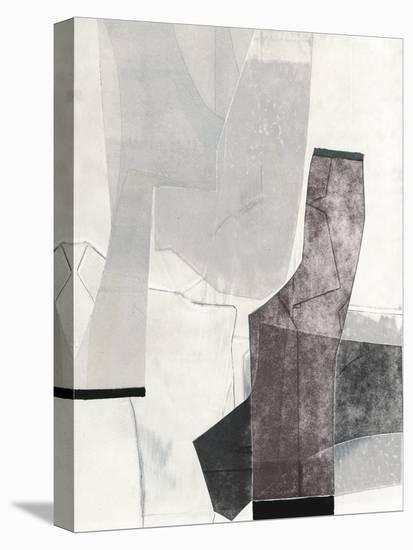 The City Walls-Rob Delamater-Stretched Canvas Print