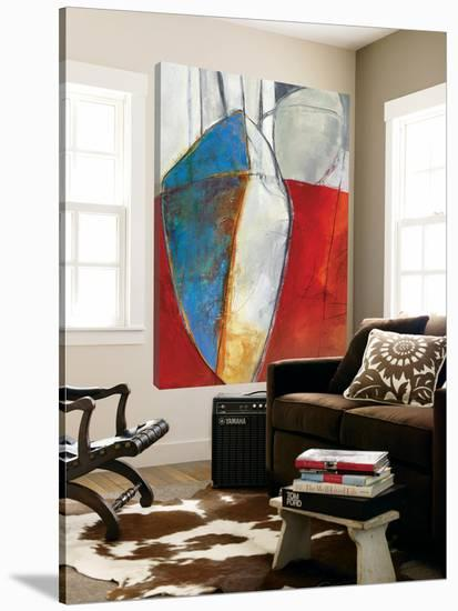 The finish-Jane Davies-Loft Art