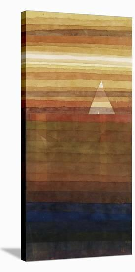 The Intercessor-Paul Klee-Stretched Canvas Print