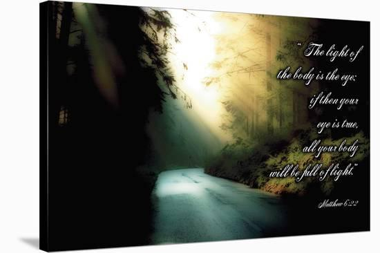 The Light--Stretched Canvas Print