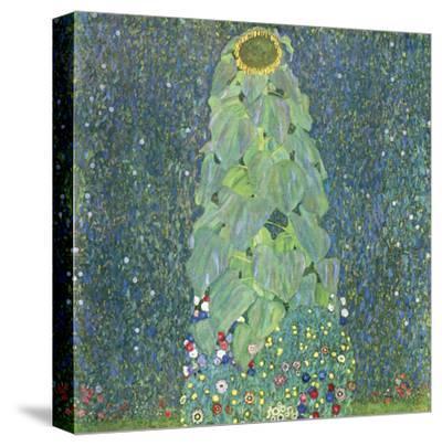 ART PRINT c The Sunflower 1906-1907 by Gustav Klimt 14x11 Poster