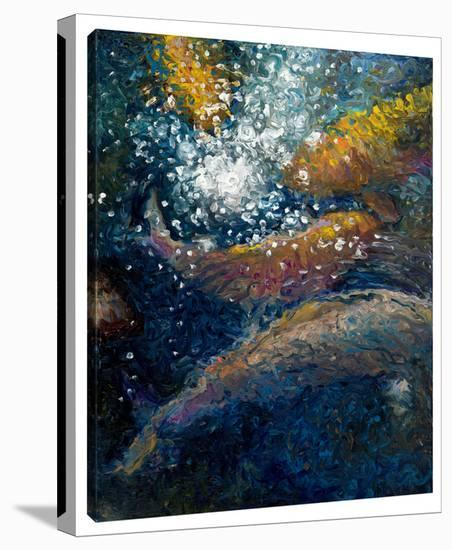 The Unseen Guest-Iris Scott-Gallery Wrapped Canvas