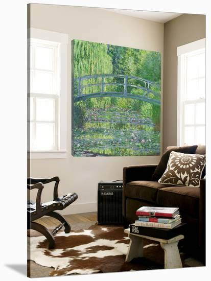 The Waterlily Pond: Green Harmony, 1899-Claude Monet-Loft Art