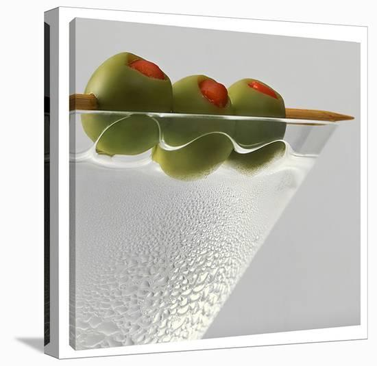Three Olives-Barry Seidman-Gallery Wrapped Canvas