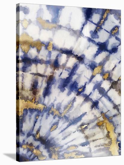 Tie Dye II-PI Creative Art-Stretched Canvas Print