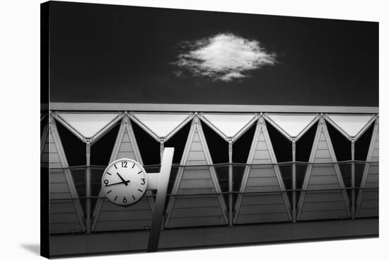 Time Stop-Dr Akira Takaue-Stretched Canvas Print