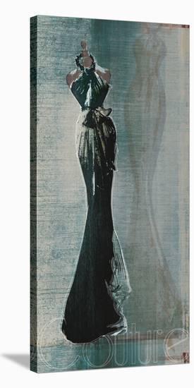 Tonight II-Tandi Venter-Stretched Canvas Print