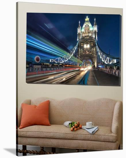 Tower Bridge traffic-Nick Jackson-Loft Art