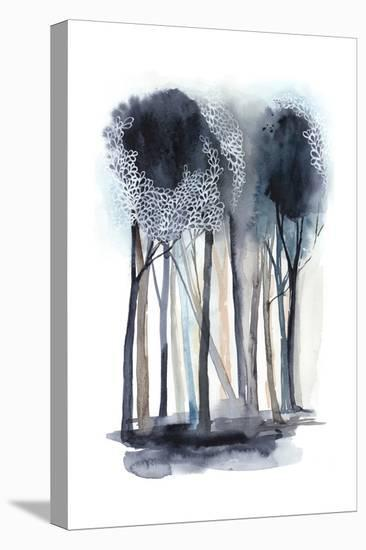 Tranquil Coppice I-Grace Popp-Stretched Canvas Print