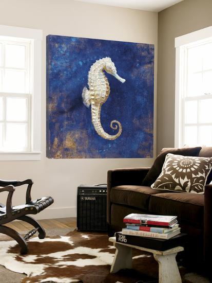 Treasures from the Sea Indigo I-Danhui Nai-Loft Art