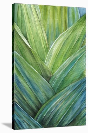 Tropical Crop IV-Melissa Wang-Stretched Canvas Print
