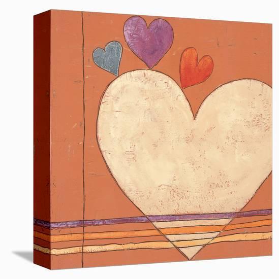 True Love IV-Bjoern Baar-Stretched Canvas Print