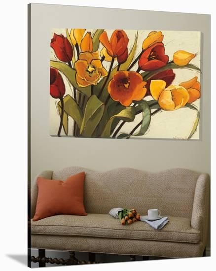 Tulip Time-Shirley Novak-Loft Art