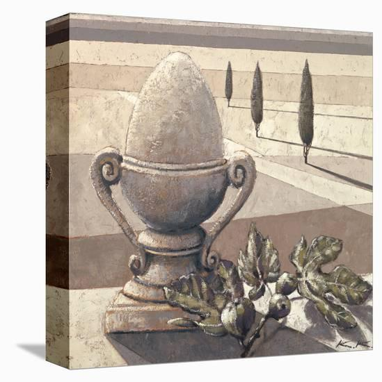 Tuscan Memories-Karsten Kirchner-Stretched Canvas Print
