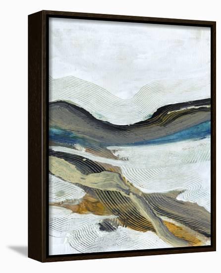 Two Flows-Smith Haynes-Framed Canvas Print