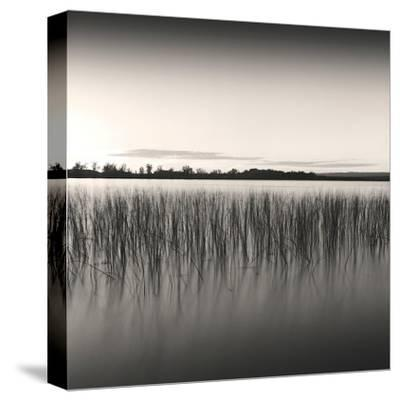 Sunset on Ottawa River, Study no. 2-Andrew Ren-Stretched Canvas Print