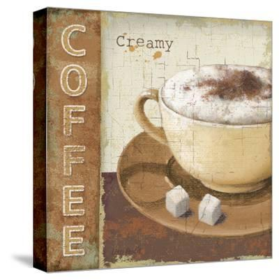 Coffee Lovers I-Lisa Audit-Stretched Canvas Print