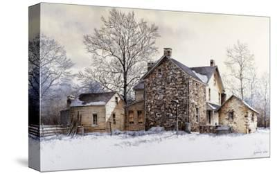 The Farmer's Daughter-Ray Hendershot-Stretched Canvas Print