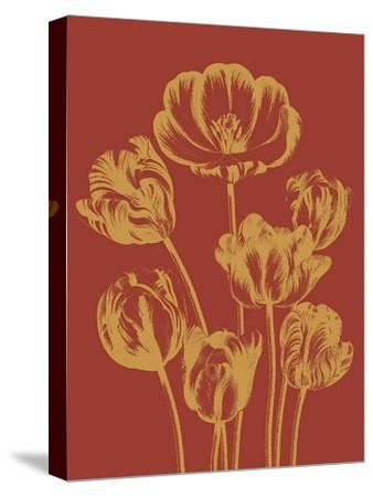 Tulip, no. 16--Stretched Canvas Print