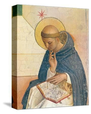 South Domenico, c.1387-1455-Fra Angelico-Stretched Canvas Print