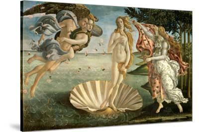 Birth of Venus-Sandro Botticelli-Stretched Canvas Print