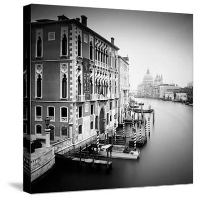 Canal Grande I-Nina Papiorek-Stretched Canvas Print