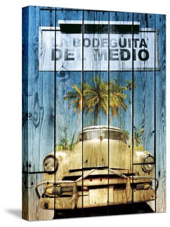 La Bodeguita-Bresso Sola-Stretched Canvas Print