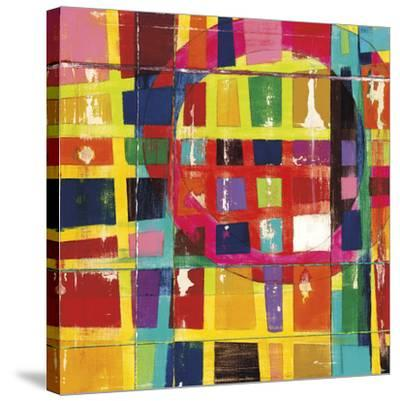 Wonderful Six-Dante Vida-Stretched Canvas Print