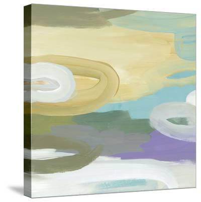 Silk Gem II-Cat Tesla-Stretched Canvas Print