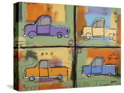 Pickups-Brian Nash-Stretched Canvas Print
