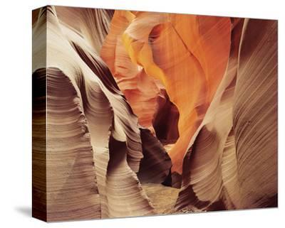 Antelope Canyon--Stretched Canvas Print