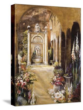 Capranica-Mary Dulon-Stretched Canvas Print
