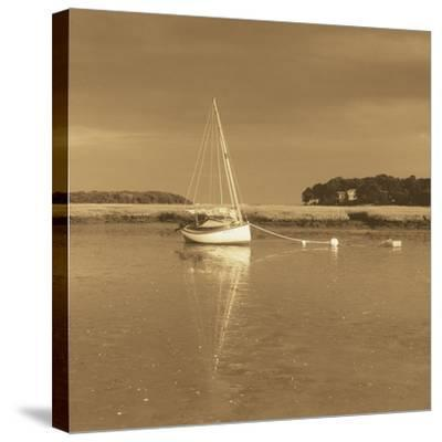 Damon's Point-Mike Sleeper-Stretched Canvas Print