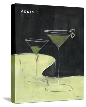 Apple Martini-Mark Pulliam-Stretched Canvas Print
