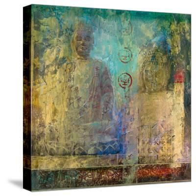 Meditation Gesture IV-Santiago-Stretched Canvas Print