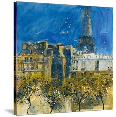 9th Arrondissement, Paris-Susan Brown-Stretched Canvas Print