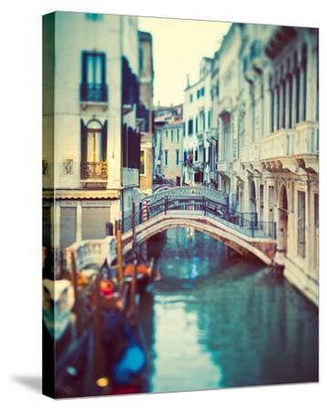 Venice Memories II-Irene Suchocki-Stretched Canvas Print