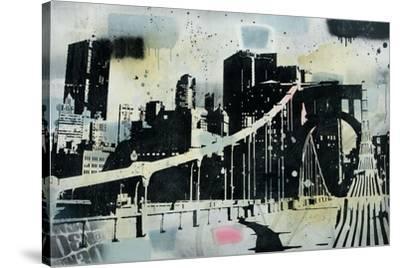 New York-Daniel Bombardier-Stretched Canvas Print