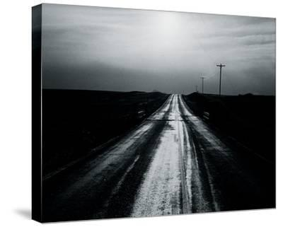 Silver Way-Andrew Geiger-Stretched Canvas Print