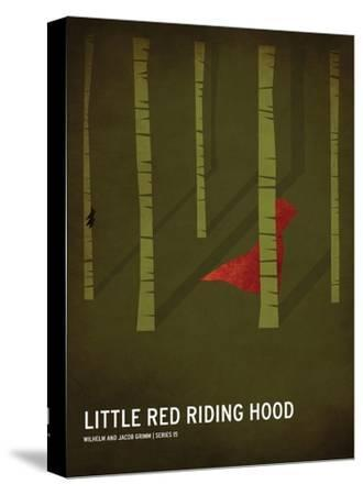 Red Riding Hood-Christian Jackson-Stretched Canvas Print